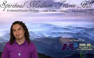 Group Reading with Psychic Travis Hill @ Om Wellness Utah | Salt Lake City | Utah | United States